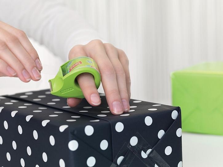 Jaký odvíječ s jakou páskou vybrat pro konkrétní dárek?