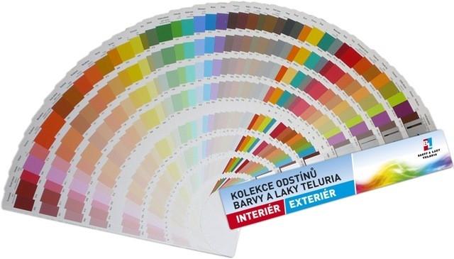 Výběr barev není horor a malování také ne