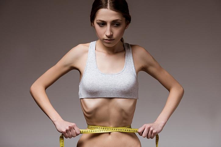 Kniha o anorexii