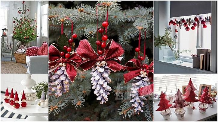 Vánoce podle tradice: v obýváku se čeká na Ježíška