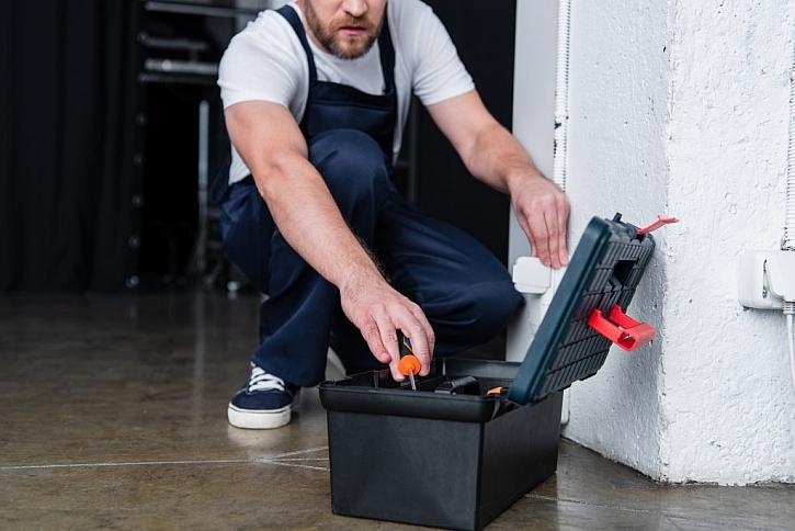 Praktický box nalezne využití nejen u drobného řemeslníka
