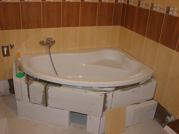 Vana nebo sprcha?