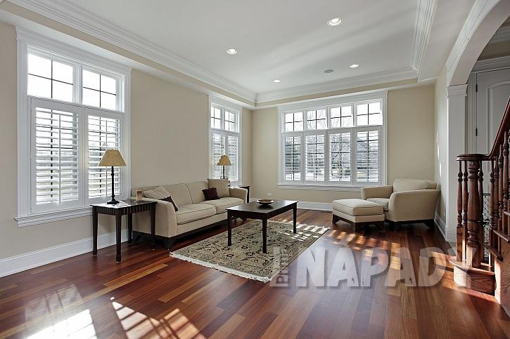 Plovoucí podlaze je nutné věnovat správnou péči a údržbu (Zdroj: Depositphotos.com)