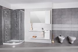 Koupelna pětkrát jinak. Vsadíte na klasiku nebo raději experimentujete?