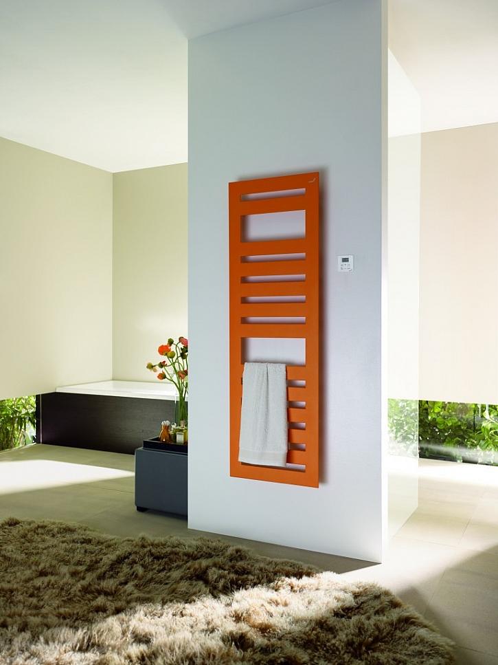 Elektrický koupelnový radiátor Zehnder Metropolitan Spa