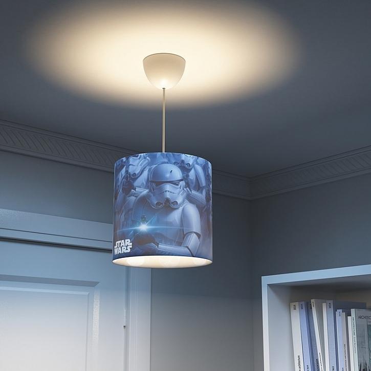 Základem je lustr - zkrátka centrální osvětlení