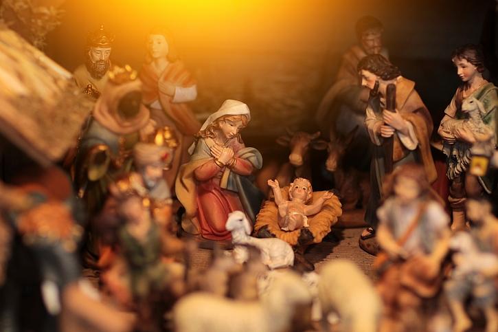 Betlém vánoční 2019