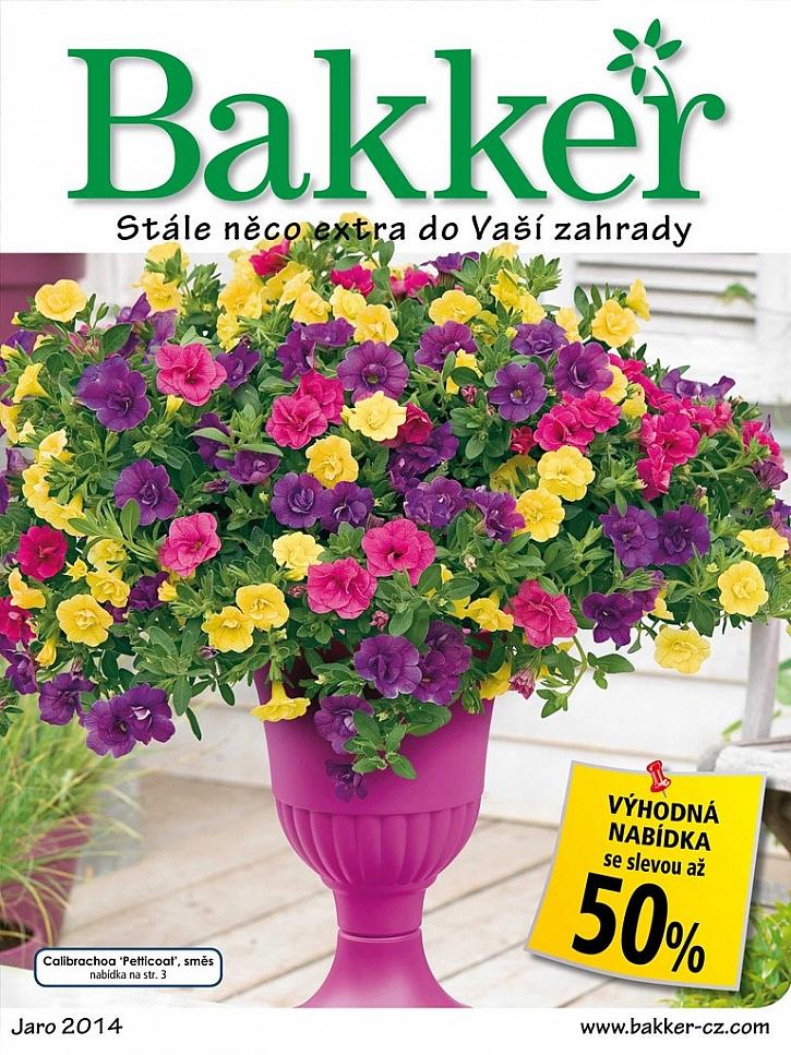Katalog Bakker jaro 2014