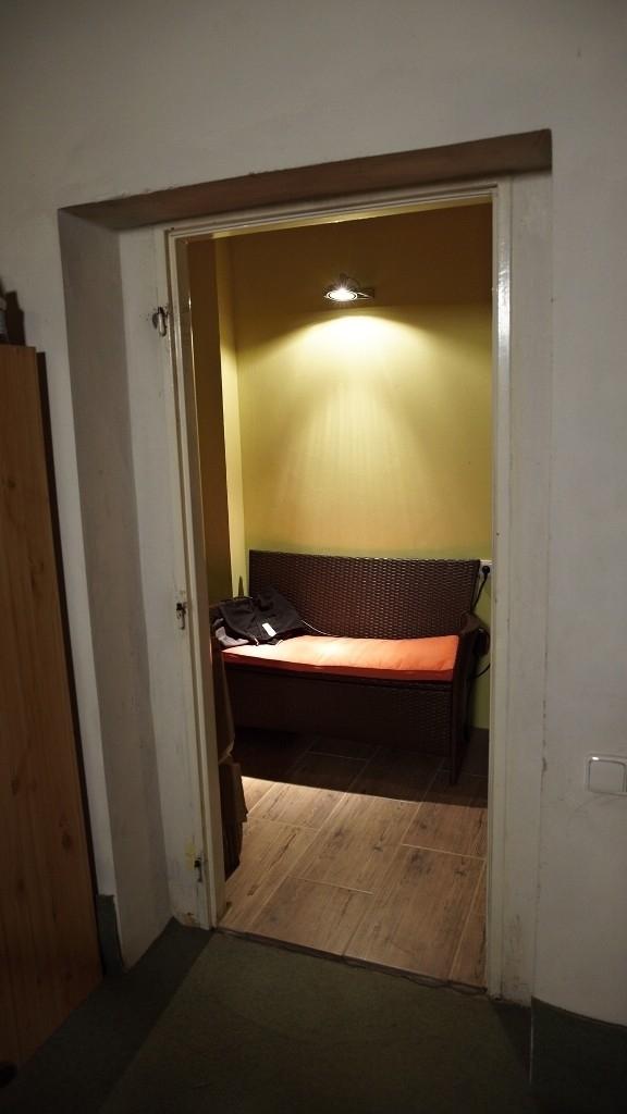 Bez dveří chybí soukromí.