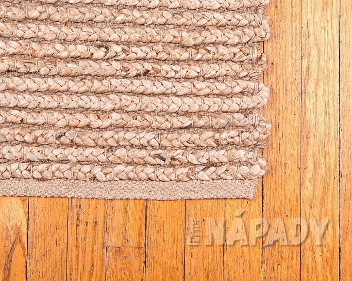 Přírodní koberec ze sisalu