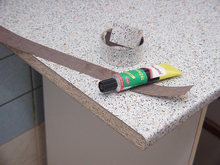 Nákližky kuchyňských pracovních desek