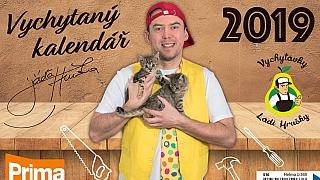 Prima soutěž: Vyhrajte Vychytaný kalendář Ládi Hrušky na rok 2019