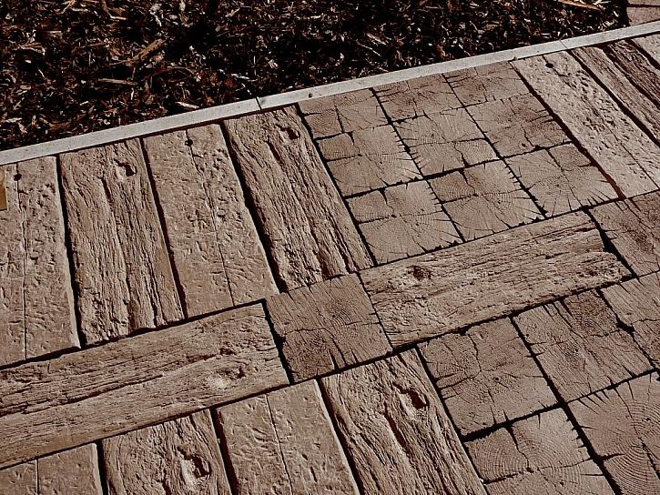 Dřevěné prvky v zahradě, které nepodléhají zubu času