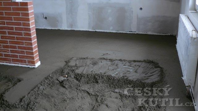 Dřevostavba na vlastní kůži 54. díl - podlahy