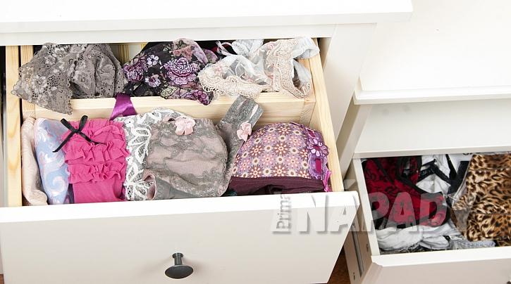 Zásuvky skříně na prádlo-1