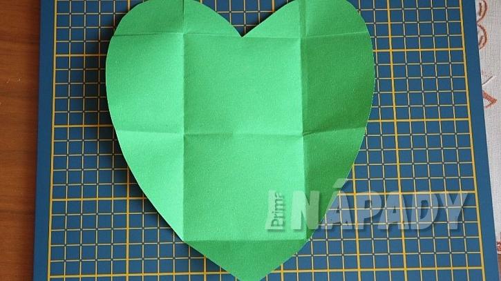 Valentýnka s překvapením: psaníčko znovu rozbalte