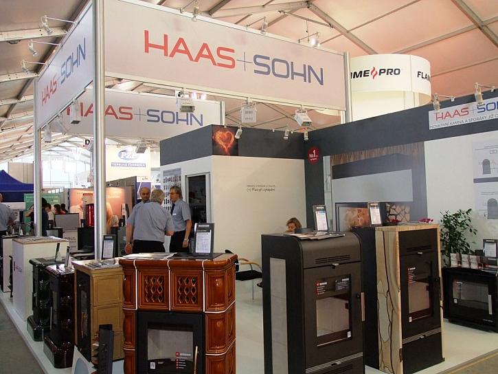 Získejte slevu na uzavřené objednávky na výstavě FOR THERM od společnosti HAAS+SOHN