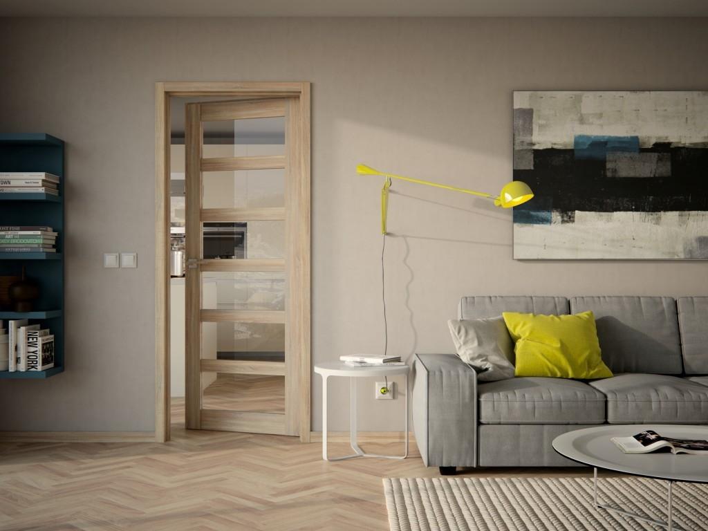 Zpříjemněte si změnu vašeho interiéru s dveřmi SAPELI