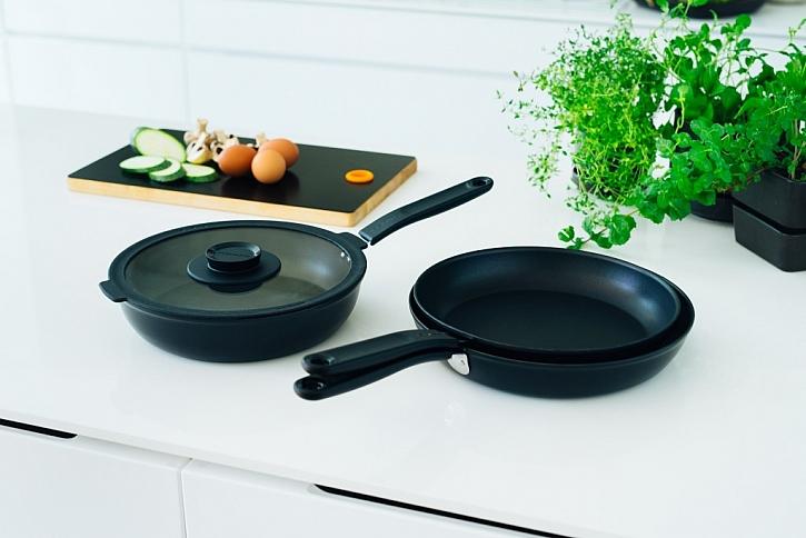 Nová řada kuchyňského nádobí Functional Form