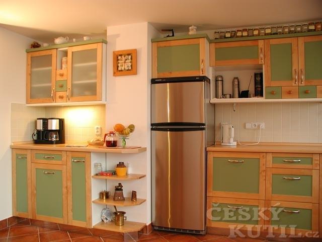 Kuchyně: