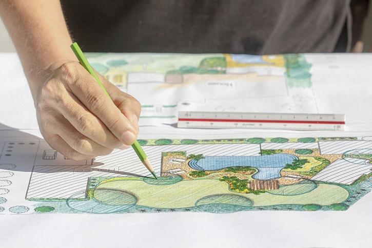 Plánovat můžete sami nebo myšlenku svěřte do rukou odborníka