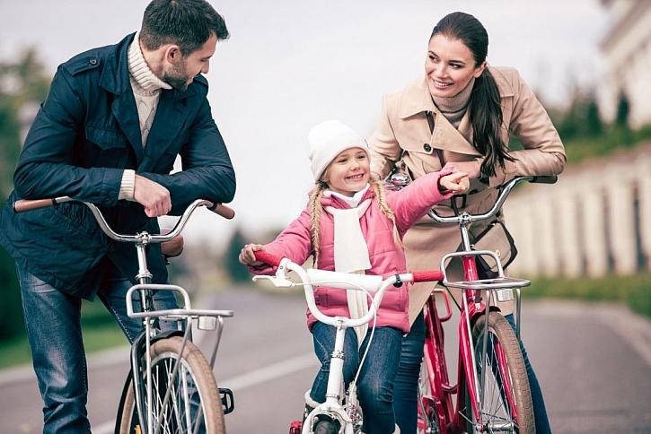Po městě se dnes můžete pohybovat bezpečně na kole