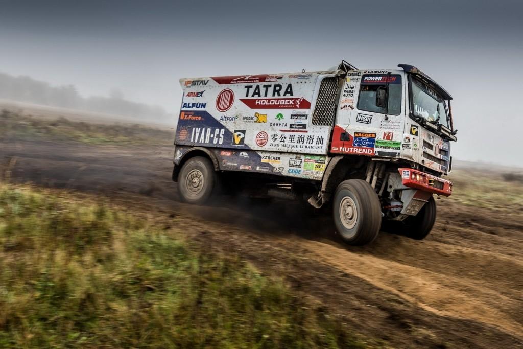 Chystáme se na Dakar
