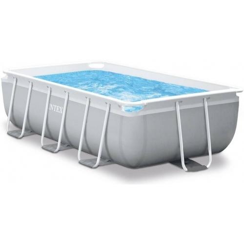 INTEX Bazén Prism Frame Rectangular Pools 3m x1.75m x 80cm, s filtrací 26784NP