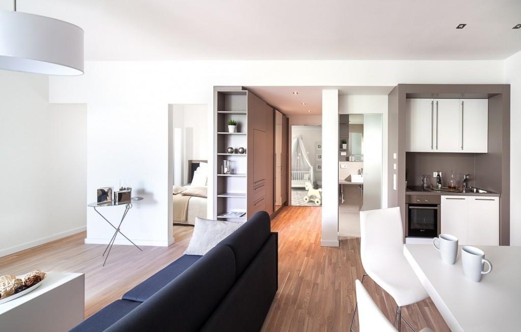 Chcete změnit dispozici bytu a současně vyřešit zvukovou izolaci a požární odolnost?