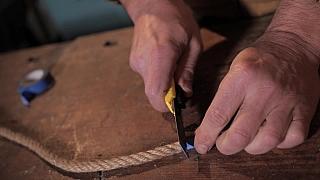 Jak řezat provaz nebo lano bez třepení