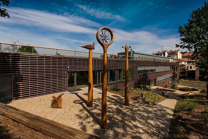 Otevřená zahrada společnosti Projektil architekti s.r.o.