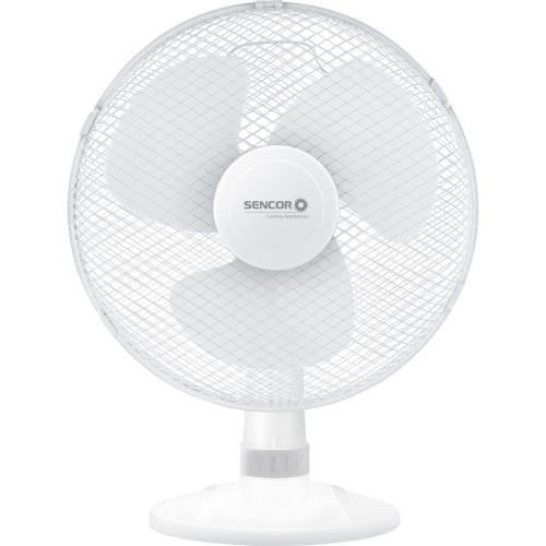 SENCOR SFE 2327WH stolní ventilátor