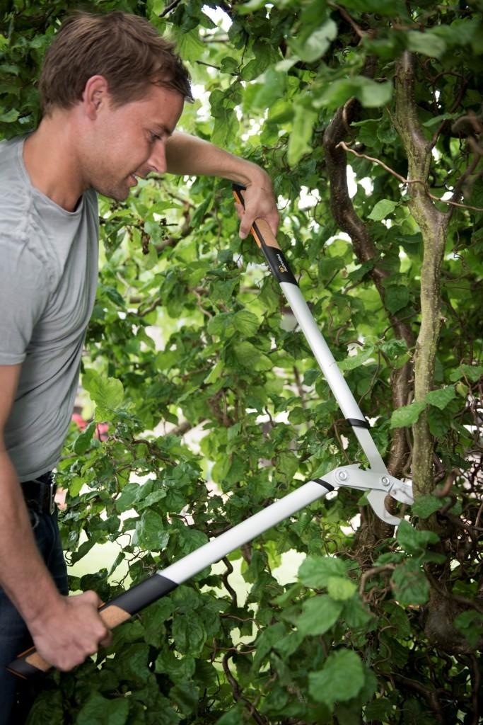 Nůžky na silné větve