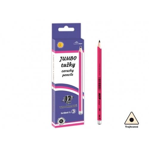 MFP tužka M č.3 JUMBO triangular