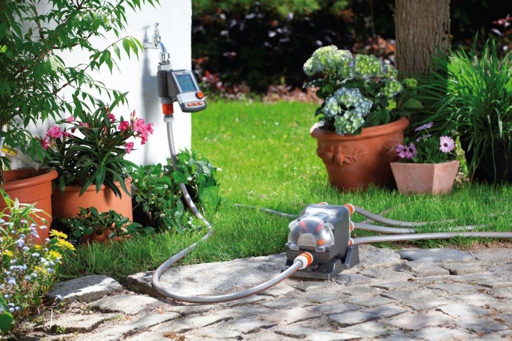 Ušetřete vodu na zahradě