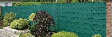 Stínící páska THERMOPIL v zeleném provedení.