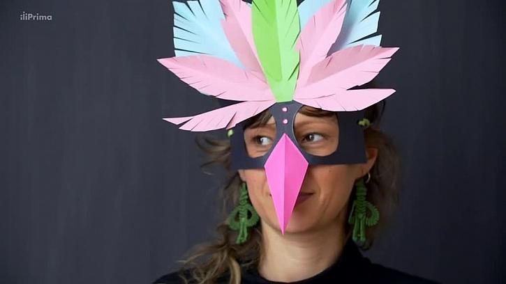 Maska pro děti