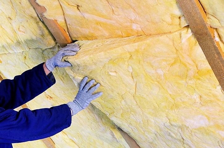 Nejčastěji se pro zateplení střech používá minerální izolace