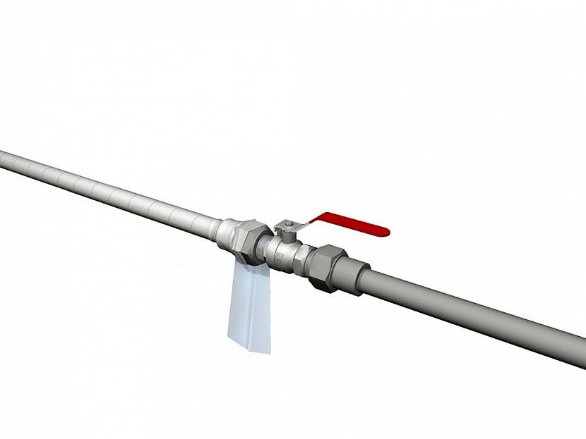 Postup instalace PFP topného kabelu