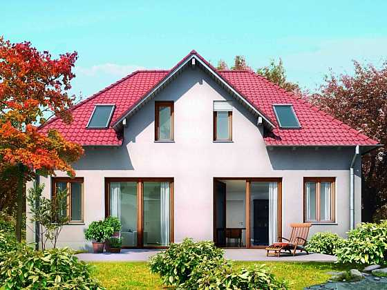Pasivní dům jen s nejlepšími okenními profily
