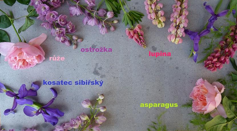 Voňavá červnová kytice: Všechny barvy duhy 2
