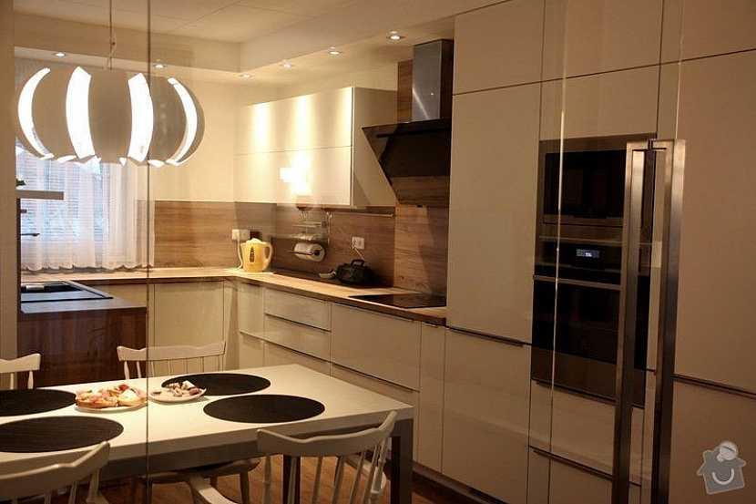 Kuchyně - středobod domácnosti