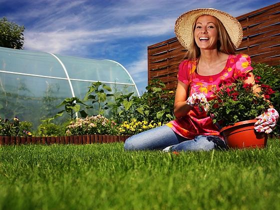 Zdravá a kvalitní úroda vyvolá na našich tvářích spokojený úsměv (Zdroj: depositphotos.com)