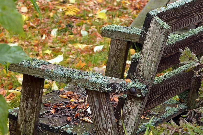 Podzimní péče o zahradní nábytek 2