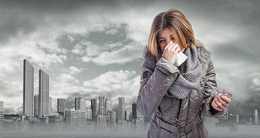 Spaliny a zplodiny mají velký a negativní vliv na lidské zdraví