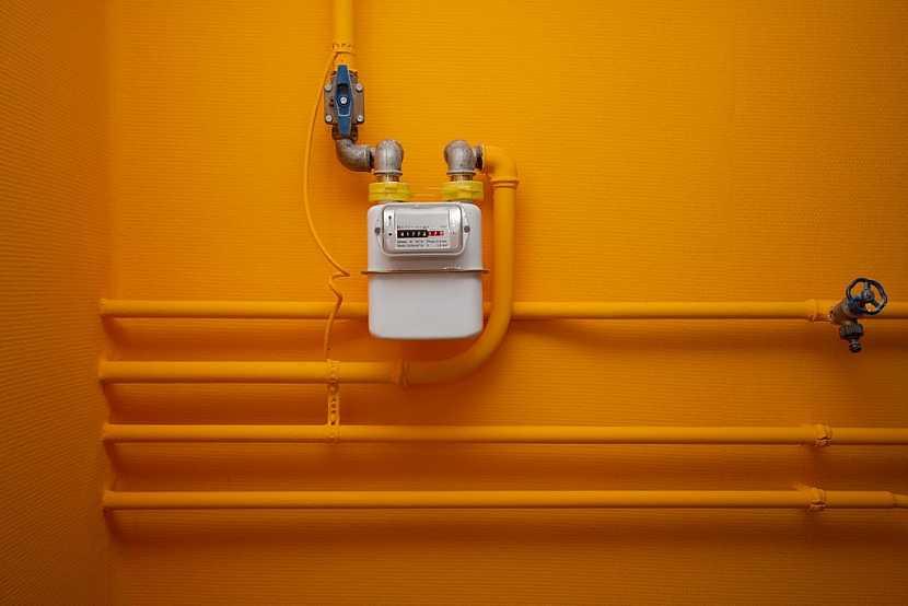 Plynoměr by při všech vypnutých spotřebičích neměl ukazovat žádný odběr