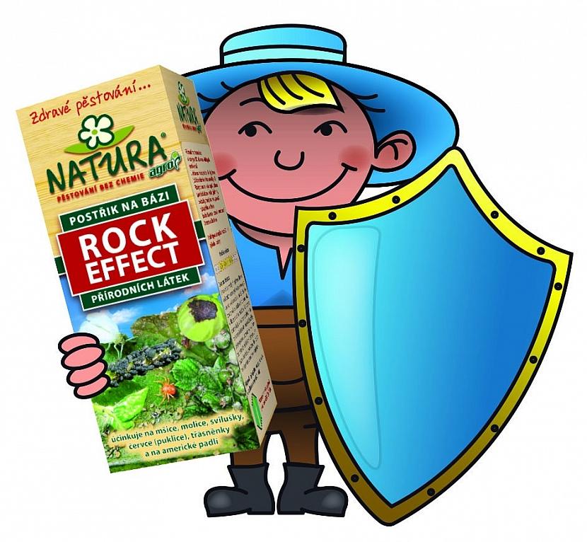 Rock Effect a Symfonie, přírodní ochrana proti savým škůdcům doma i na zahradě