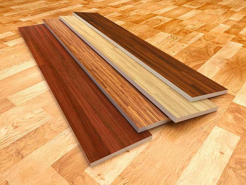 Dekor podlahy vybíráme podle barevného provedení obydlí