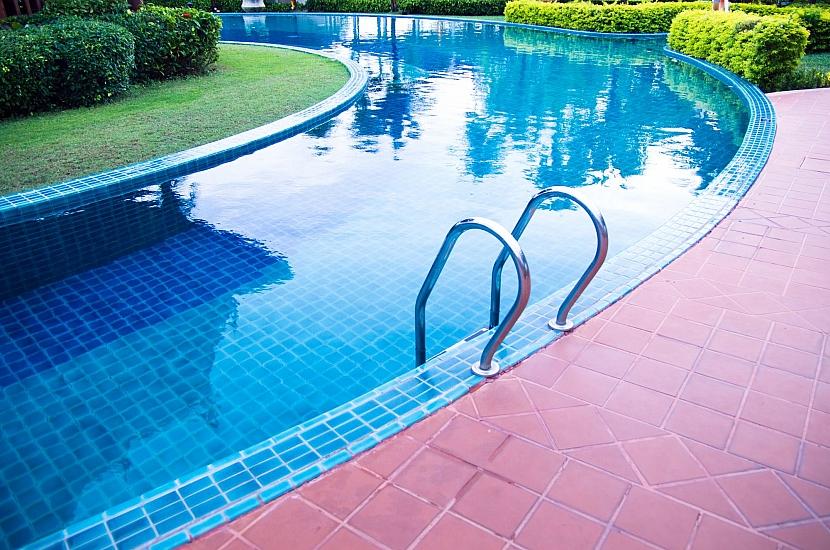 Bazén na plavání