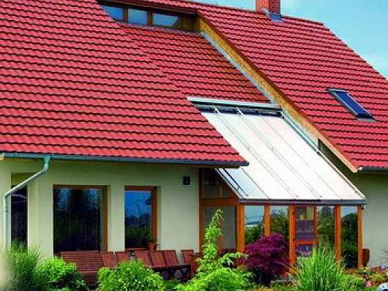 Zajeďte si na FOR ARCH pro střechu
